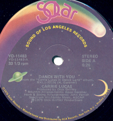 carrie lucas dance with you