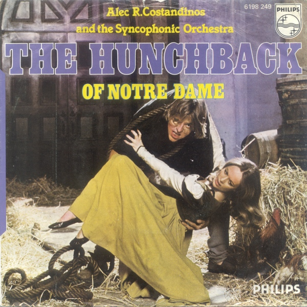 hunchback of notre dame - alec r costandinos